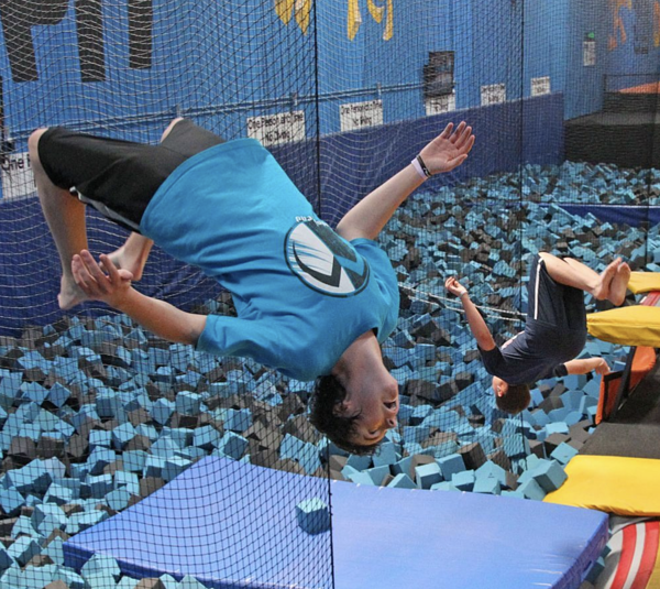Why are trampoline parks dangerous?
